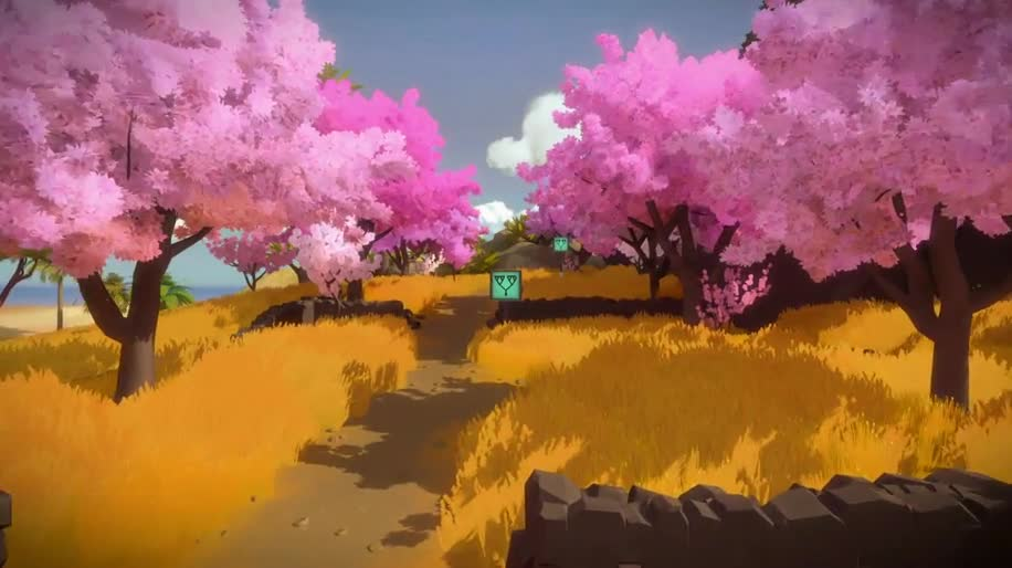 Trailer, Sony, PlayStation 4, PS4, Sony PlayStation 4, Sony PS4, The Witness