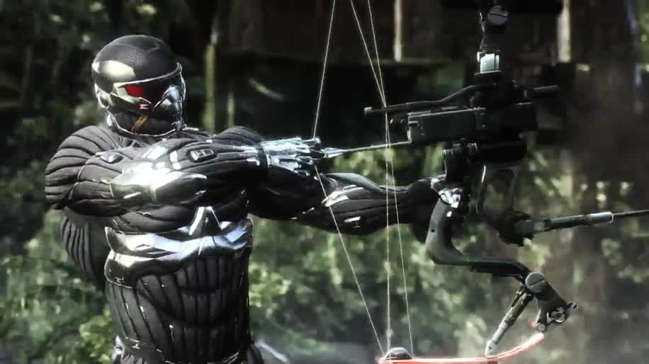 Trailer, Electronic Arts, Ego-Shooter, Ea, Crytek, Crysis, Crysis 3, Cryengine 3