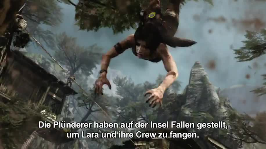 actionspiel, Square Enix, Tomb Raider, Lara Croft