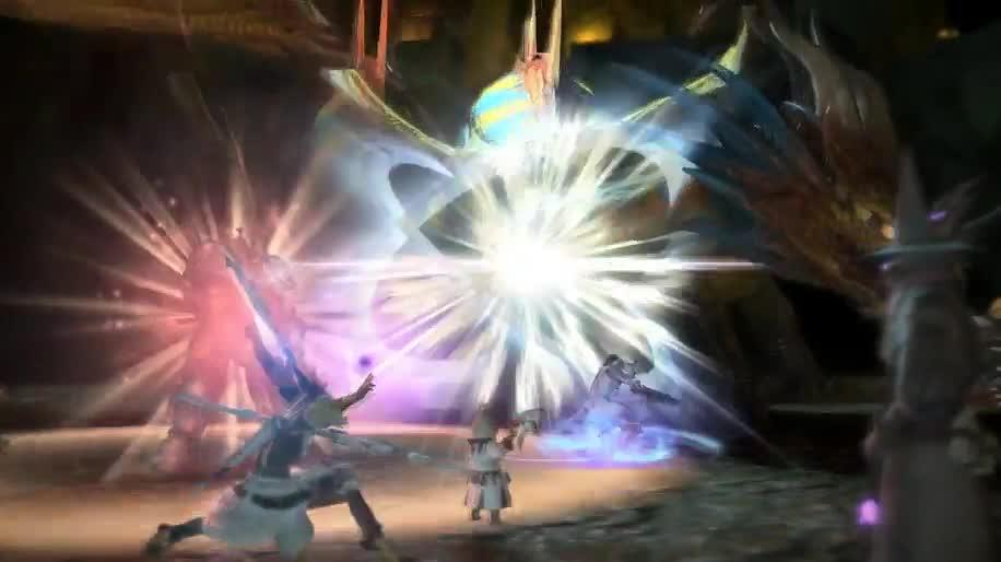 Trailer, Online-Spiele, Mmo, Mmorpg, Square Enix, Online-Rollenspiel, Benchmark, Final Fantasy, Final Fantasy XIV, A Realm Reborn