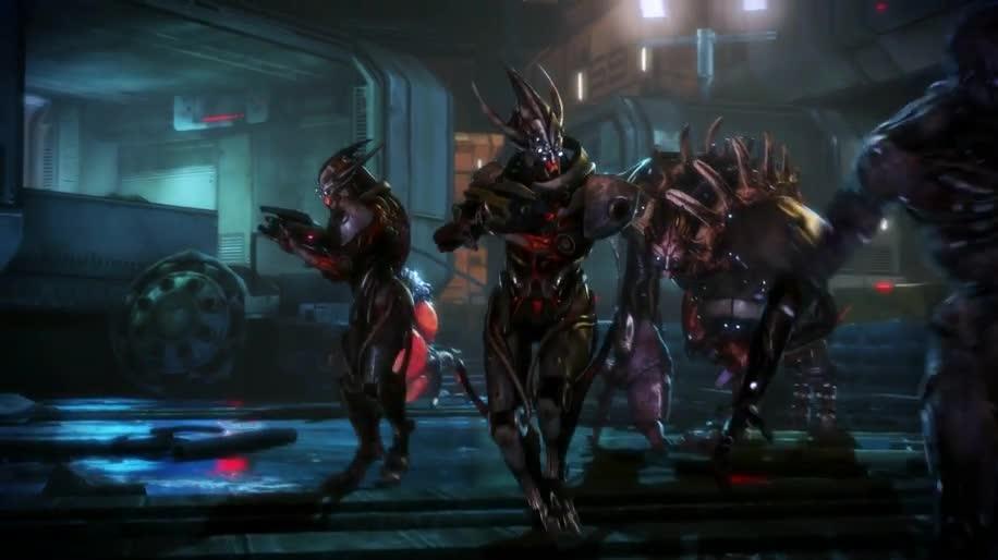 Trailer, Electronic Arts, Ea, Dlc, BioWare, MASS EFFECT 3, Mass Effect