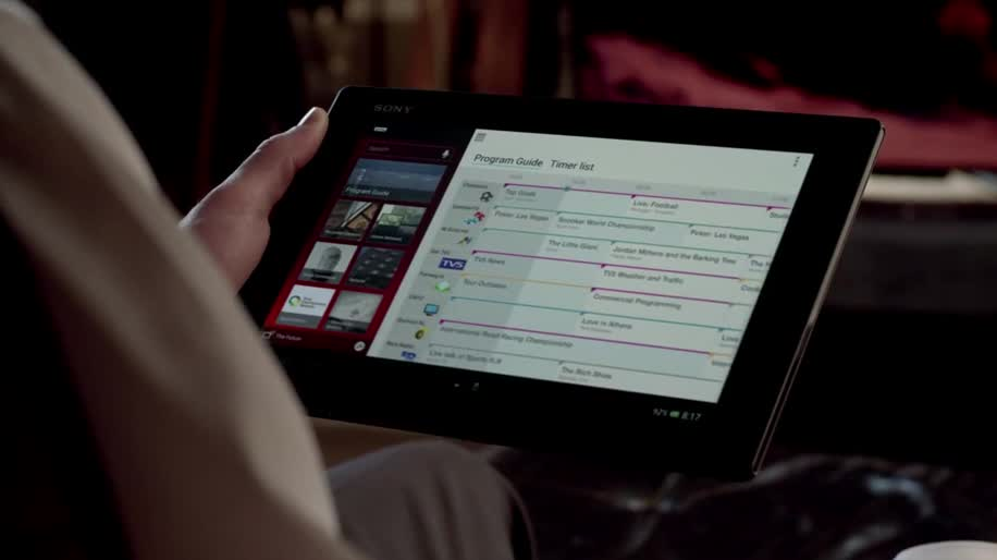 Tablet, Sony, Mwc, Xperia, Mwc 2013, Xperia Tablet Z