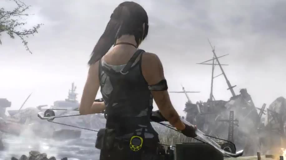 Gameplay, actionspiel, Square Enix, Tomb Raider, Lara Croft