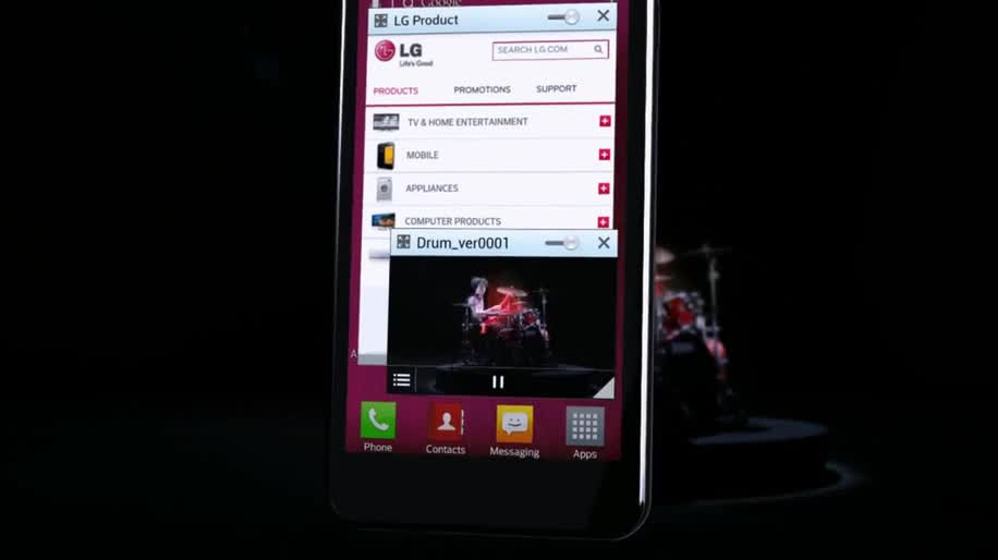 Android, LG, Lte, Mwc, Jelly Bean, Mwc 2013, Optimus, Android 4.1.2, Optimus F5