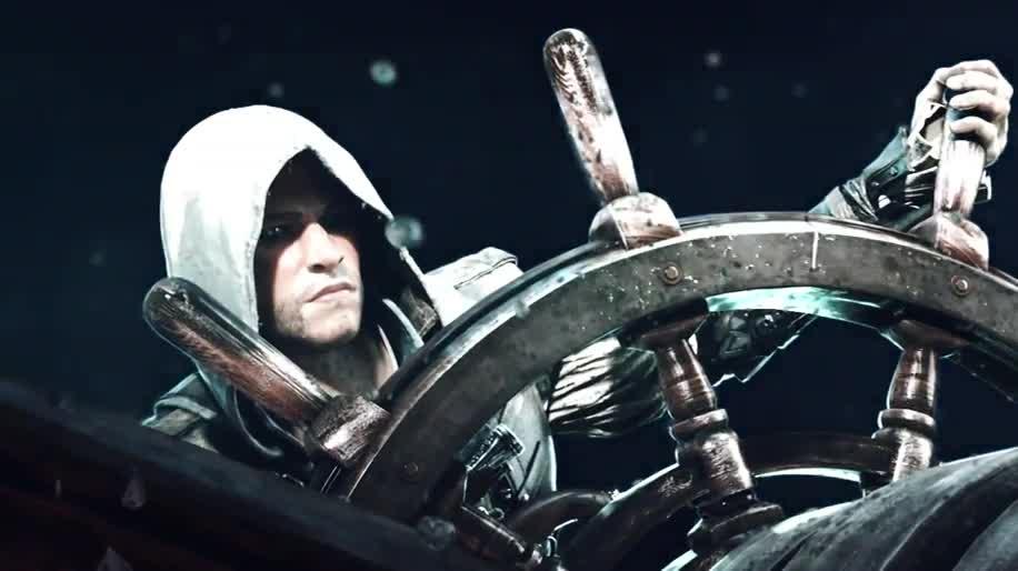 Trailer, Ubisoft, Assassin's Creed 4, Assassin's Creed 4: Black Flag, Black Flag