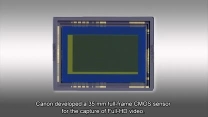 Kamera, Canon, CMOS, Kamerasensor, 35 mm