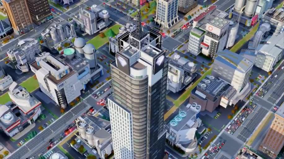Electronic Arts, Ea, Werbespot, Simulation, Simcity
