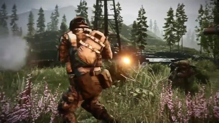 Trailer, Electronic Arts, Ego-Shooter, Ea, Battlefield, Battlefield 3, Endgame