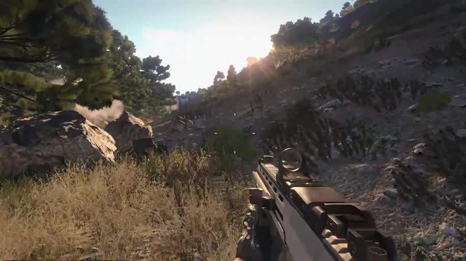 Ego-Shooter, Bohemia Interactive, Arma 3, Arma