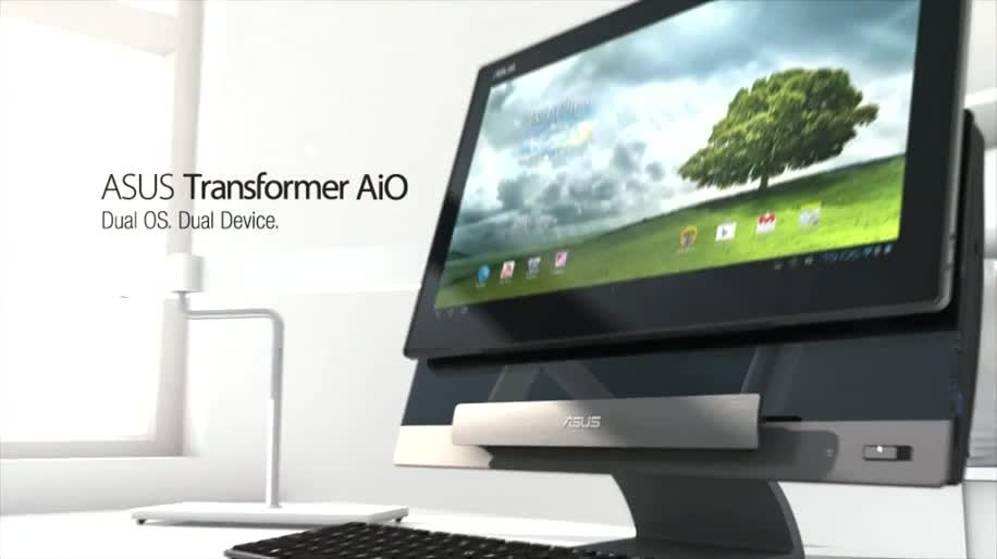 Android, Tablet, Windows 8, Asus, Tablet-PC, ASUS Transformer AIO P1801, ASUS Transformer AIO