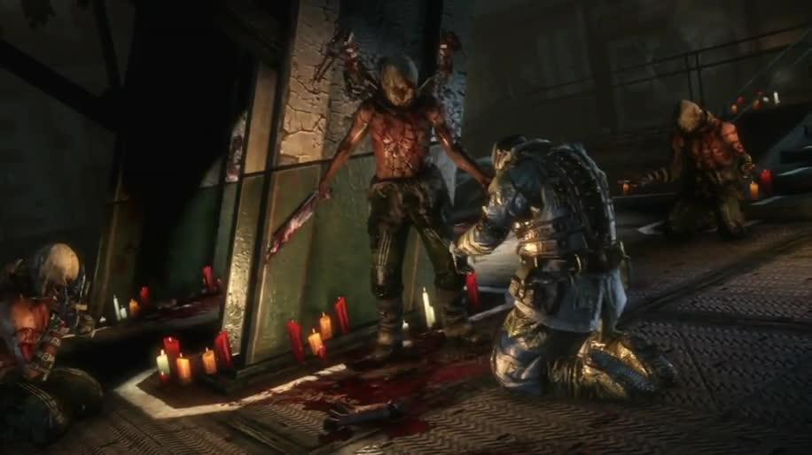 Trailer, Electronic Arts, Ea, actionspiel, Dlc, Dead Space, Dead Space 3