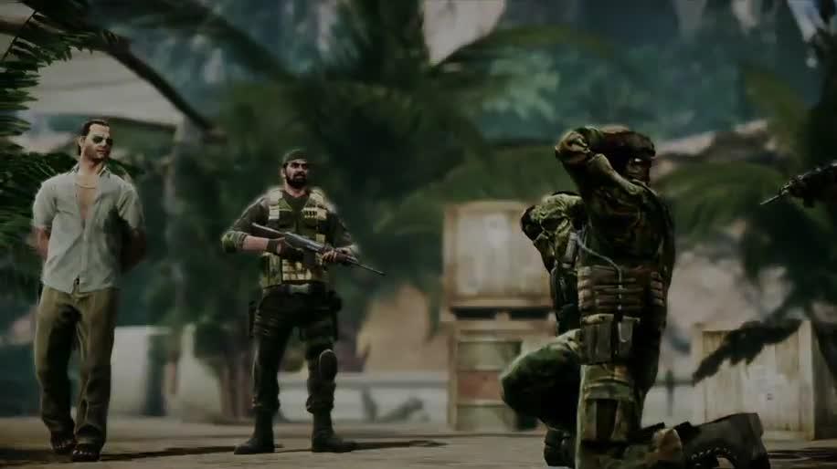 Trailer, City Interactive, Sniper, Ghost Warrior, Ghost Warrior 2