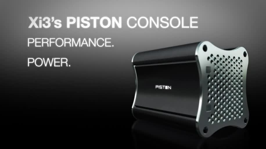 Steam, Valve, Valve Steam, Xi3, Piston