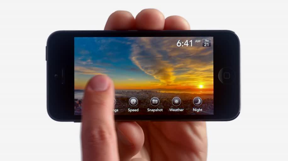 Smartphone, Apple, Iphone, iOS, Werbespot, iPhone 5