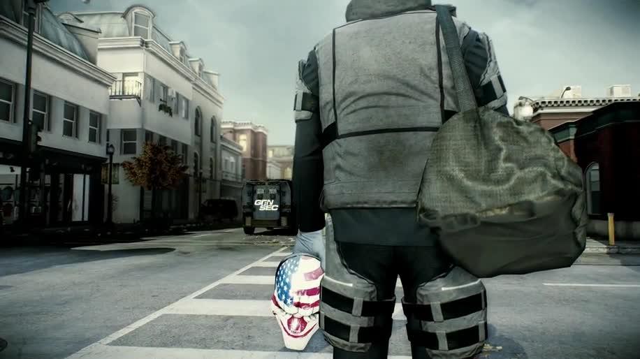 Trailer, Ego-Shooter, Teaser, Online-Shooter, 505 Games, Payday 2, Payday, Overkill Software