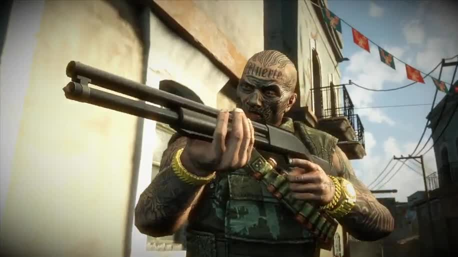 Trailer, Electronic Arts, Ea, actionspiel, Army of Two: The Devil's Cartel, Army of Two