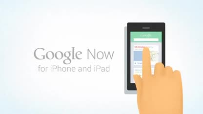 Smartphone, Google, Apple, Iphone, iOS, Ipad, Werbespot, Google Now