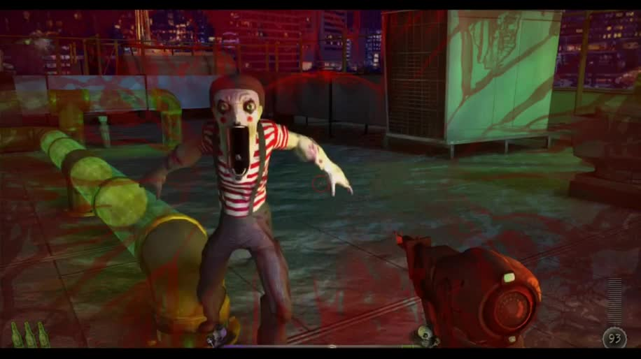 Trailer, Ego-Shooter, Zombies, Zombeer, Moonbite Studios
