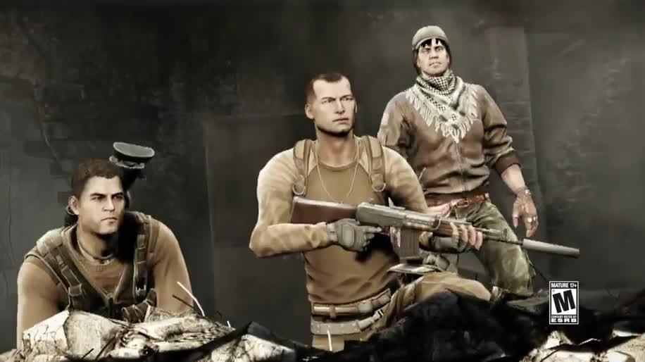 Trailer, Ego-Shooter, City Interactive, Sniper, Ghost Warrior, Ghost Warrior 2