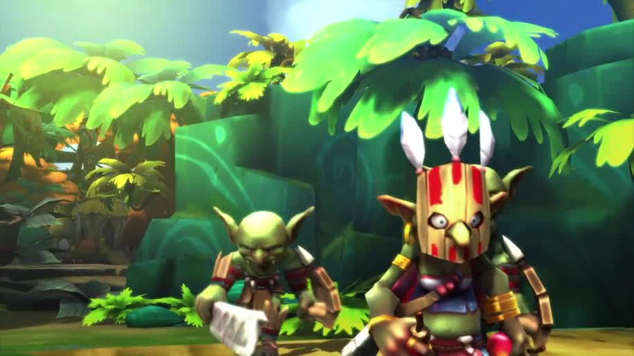 Trailer, Online-Spiele, Free-to-Play, MOBA, Dungeon Defenders, Trendy Entertainment, Dungeon Defenders 2