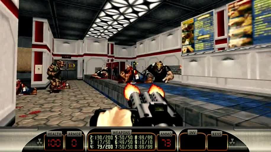 Duke Nukem, Devolver Digital, Duke, 3d Realms, Duke Nukem 3D, Megaton Edition, Atomic Edition, Duke Caribbean: Life's a Beach, Duke It Out in D.C, Duke: Nuclear Winter