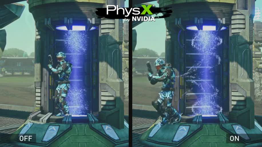 Ego-Shooter, Nvidia, Online-Spiele, Free-to-Play, Online-Shooter, Sony Online Entertainment, SOE, PhysX, Planetside 2, PlanetSide