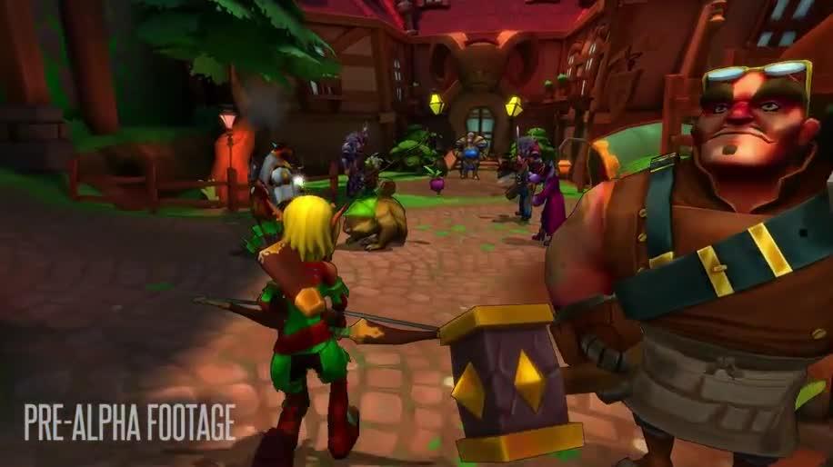 Gameplay, Dungeon Defenders, Trendy Entertainment, Dungeon Defenders 2, Dungeon Defenders II