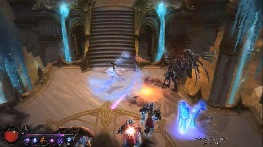 Gameplay, Blizzard, PlayStation 3, PS3, Diablo 3, Diablo, diablo III