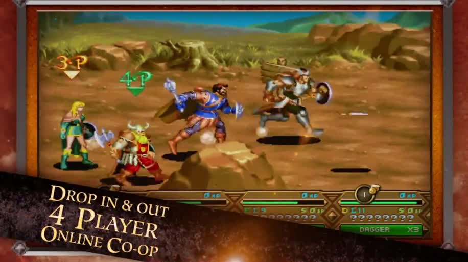 Trailer, Capcom, Dungeons & Dragons, Chronicles of Mystara