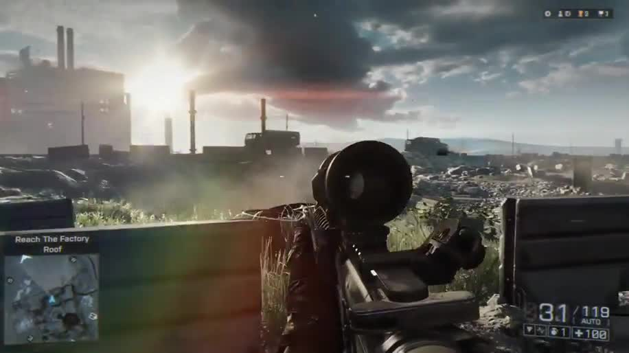 Trailer, Electronic Arts, Ego-Shooter, Ea, Gameplay, Dice, Battlefield 4