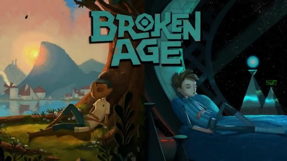 Trailer, Teaser, Adventure, Tim Schafer, Point and Click Adventure, Double Fine Adventure, Double Fine, Broken Age