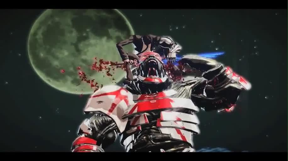 Trailer, actionspiel, Deep Silver, Killer is Dead, Suda51, Grasshopper Manufacture