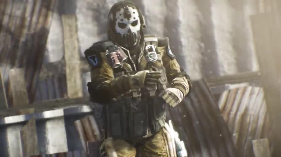 Trailer, Ego-Shooter, Free-to-Play, Crytek, Online-Shooter, Cryengine 3, Warface