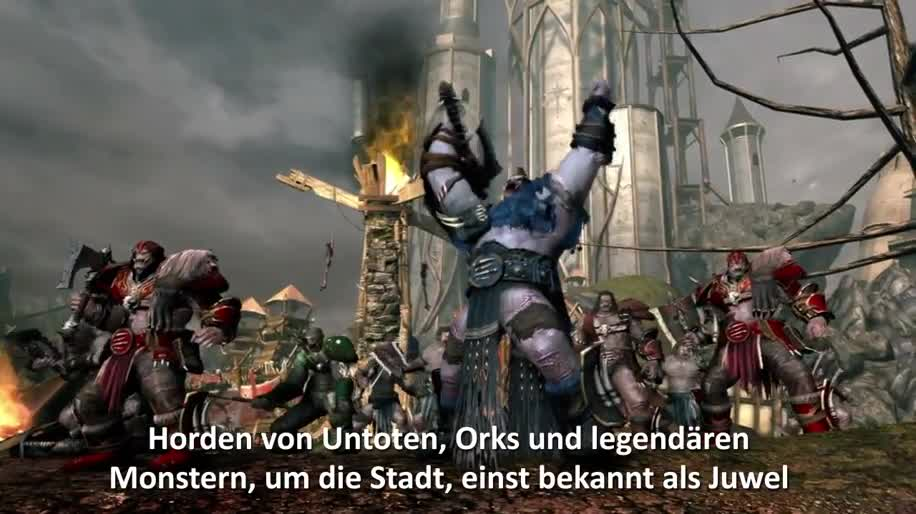 Trailer, Online-Spiele, Free-to-Play, Mmo, Mmorpg, Online-Rollenspiel, Perfect World, Neverwinter