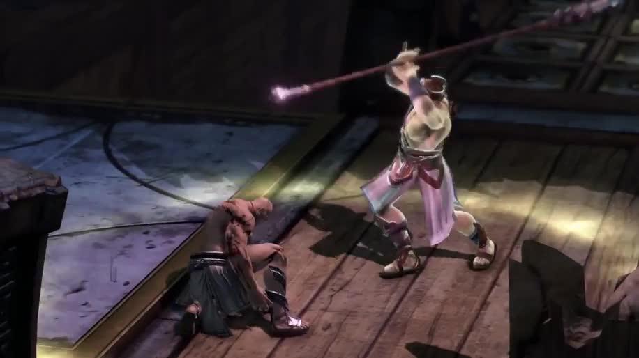 Trailer, Sony, PlayStation 3, PS3, God Of War, Ascension