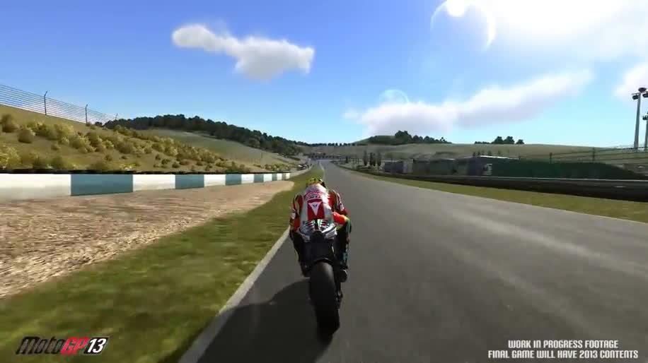 Gameplay, Rennspiel, MotoGP 2013, Pqube Games