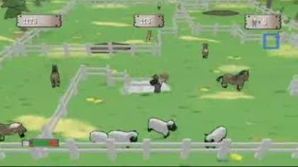 Nintendo, Wii, Critter Round-Up
