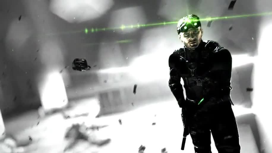 Trailer, Ubisoft, actionspiel, Splinter Cell, Sam Fisher, Splinter Cell: Blacklist, Blacklist