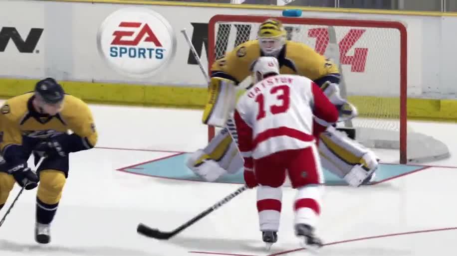 Trailer, Electronic Arts, Ea, Eishockey, NHL, NHL 14