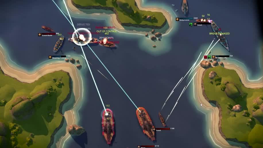 Trailer, Strategiespiel, Paradox Interactive, Leviathan, Leviathan: Warships