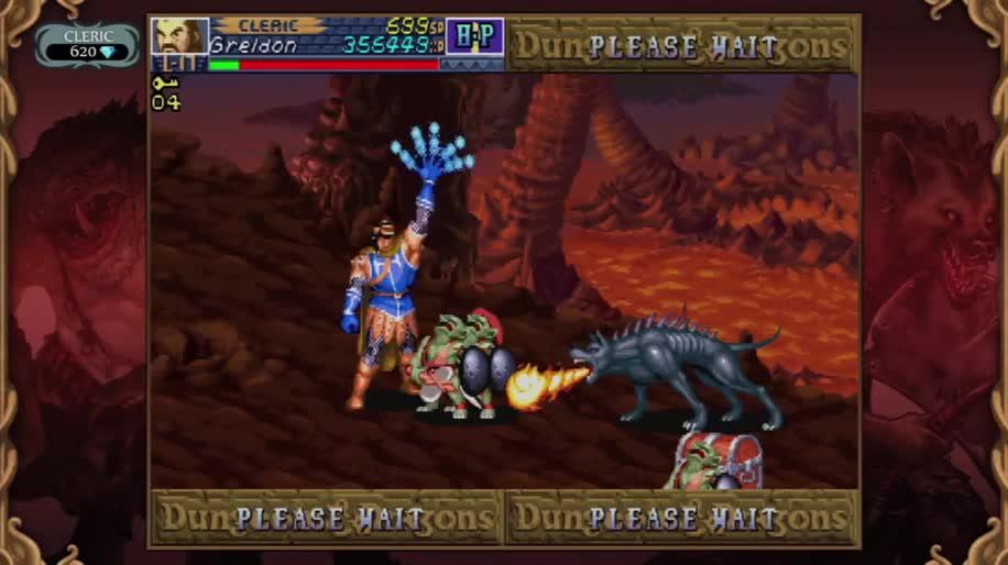 Trailer, actionspiel, Capcom, Dungeons & Dragons, Chronicles of Mystara