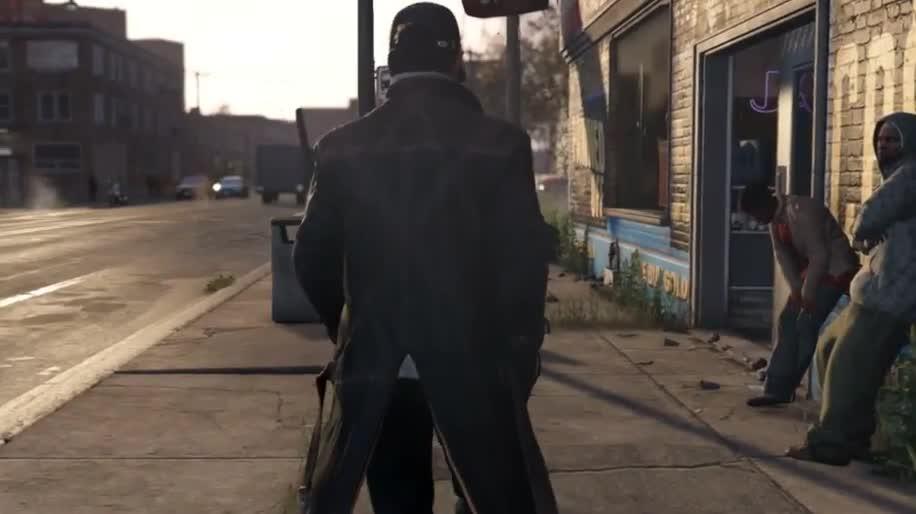 Trailer, Ubisoft, actionspiel, Watch Dogs