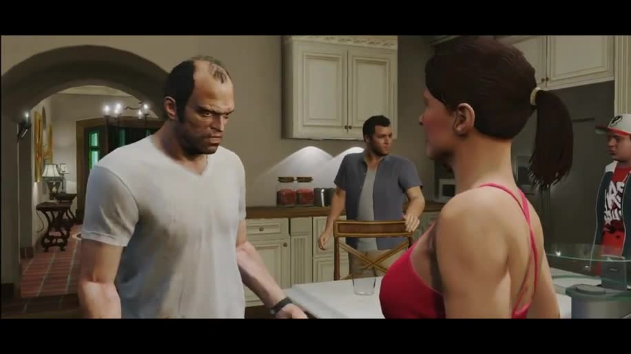 Trailer, Rockstar Games, Rockstar, GTA 5, Gta, Grand Theft Auto, Grand Theft Auto 5