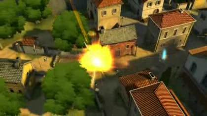 Battlefield, Heroes 3, Victory Village