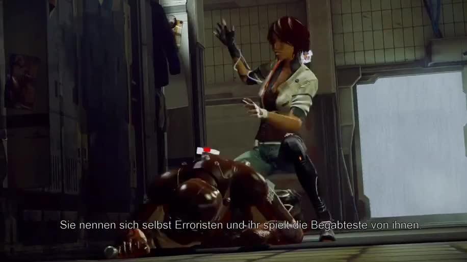 Trailer, actionspiel, Capcom, Remember Me