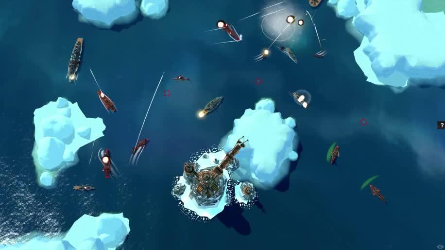 Trailer, Paradox Interactive, Leviathan, Leviathan: Warships