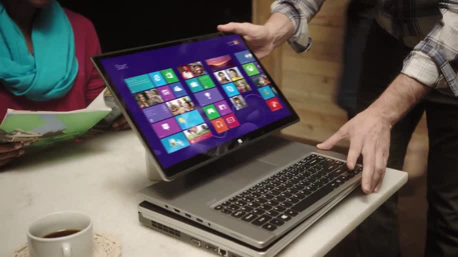 Acer Aspire, Acer Aspire R7, Ezel, Windows 8 Notebook