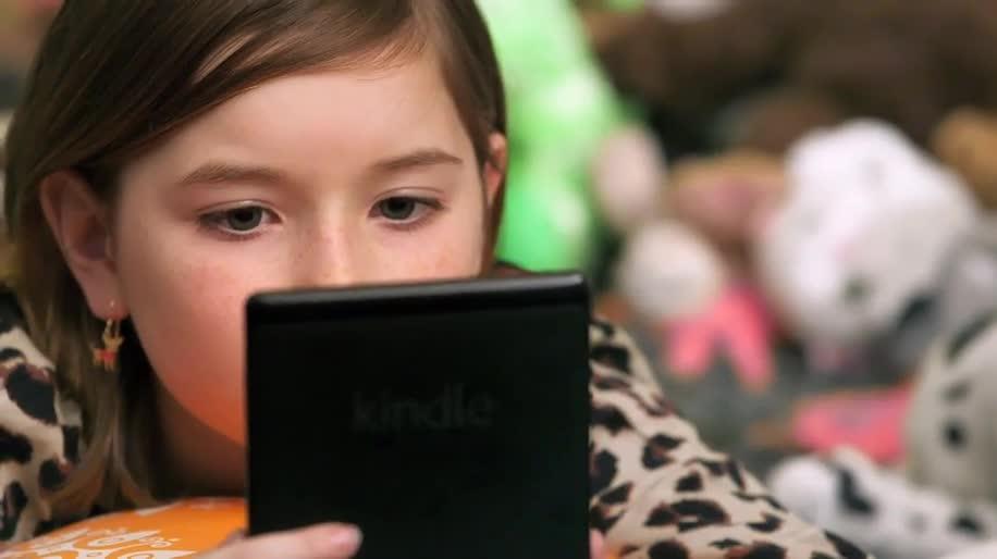 Amazon, Kindle, E-Book, E-Book-Reader, Amazon Kindle