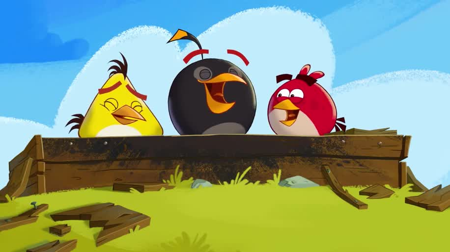 Trailer, Android, iOS, Angry Birds, Rovio, Angry Birds Friends