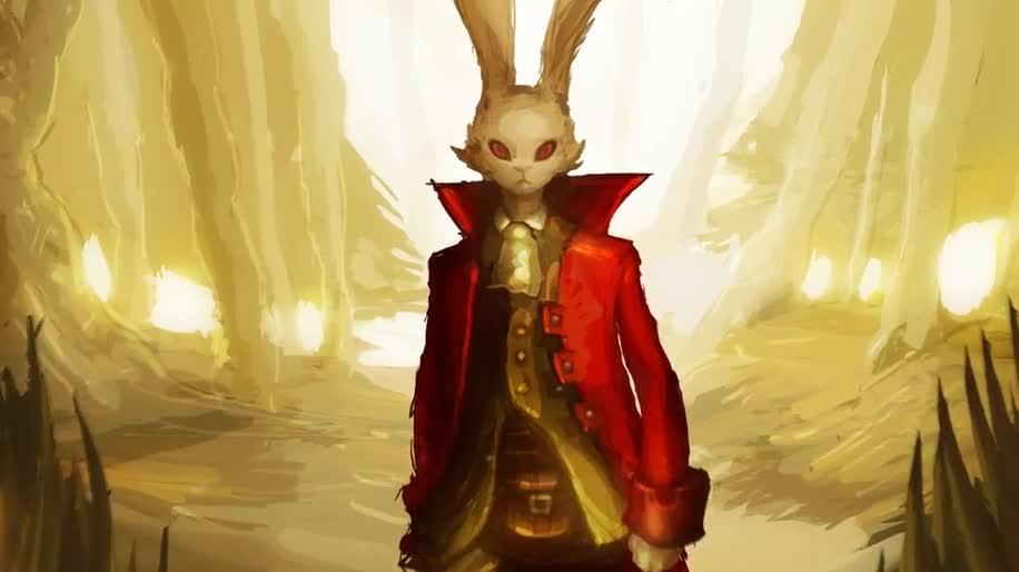 Trailer, Adventure, Daedalic Entertainment, The Night of the Rabbit